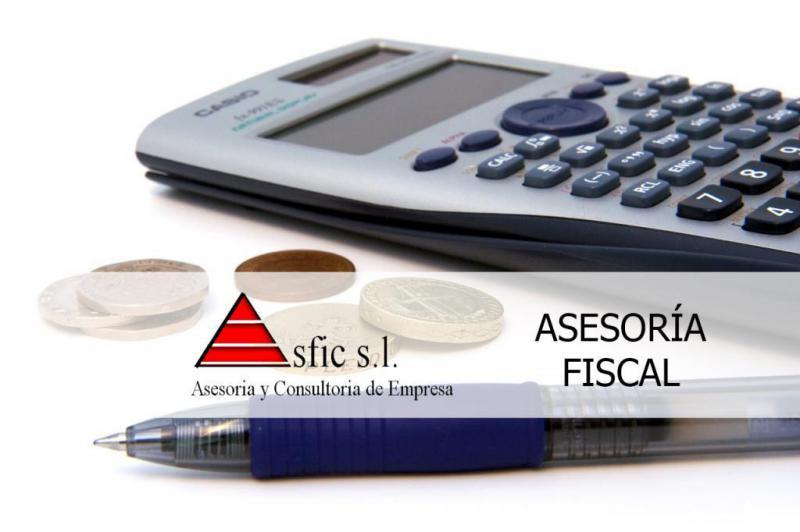 La Asesoría ASFIC de Valencia presta servicios de asesoramiento fiscal