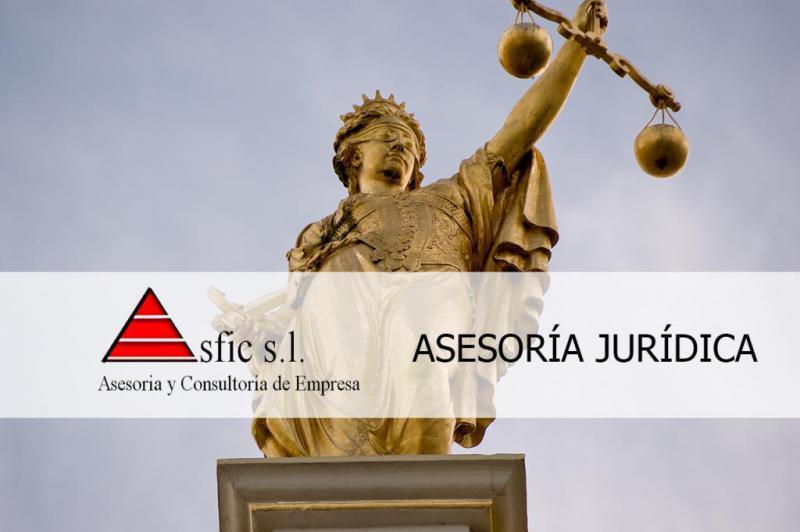 La Asesoría ASFIC de Valencia presta servicios de asesoramiento jurídico
